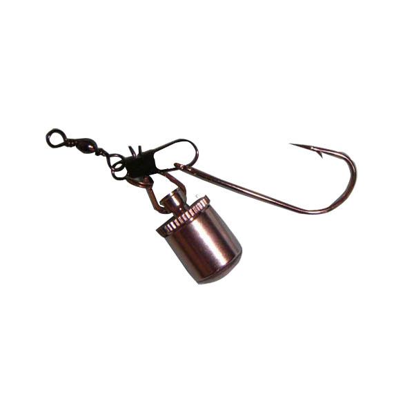 Flashing Lamp Fish Lure Mini LED Under Water Drop Fishing Squid Light Bait