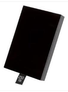 Internal 250GB HDD Hard Drive Disk Kit for Microsoft Xbox 360 Slim