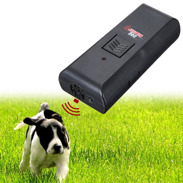 Ultrasonic Pet Dog Repeller Stop Barking Train Training Dog Trainer