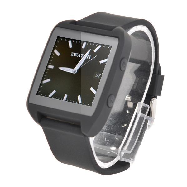 SmartQ 1.54 Inch 4GB Bluetooth Waterproof Z Watch MP3 Pedometer