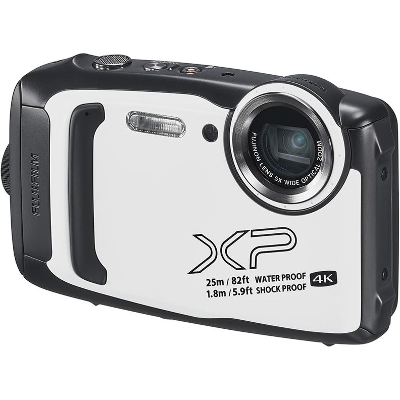 Цифровой фотоаппарат Fujifilm FinePix XP140 White