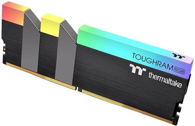 Память оперативная Thermaltake TT TOUGHRAM RGB DDR4 16GB 3200MHz SODIMM (R009D408GX2-3200C16A)