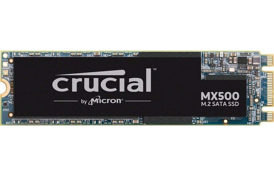 Накопитель SSD Crucial MX500 1Tb (CT1000MX500SSD4N)