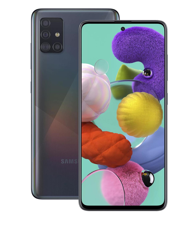 Смартфон Samsung Galaxy A51 A515F 128Gb Black