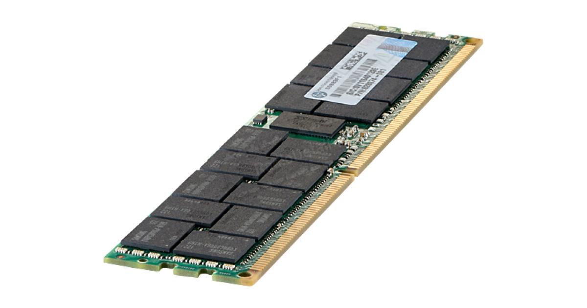 Память оперативная DDR4 HPE 4Gb 2133MHz (726717-B21)