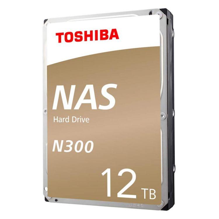 Жесткий диск Toshiba SATA-III 12Tb (HDWG21CUZSVA)