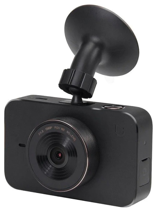 Видеорегистратор Xiaomi Mi Dash Cam 1S Black (QDJ4032GL)