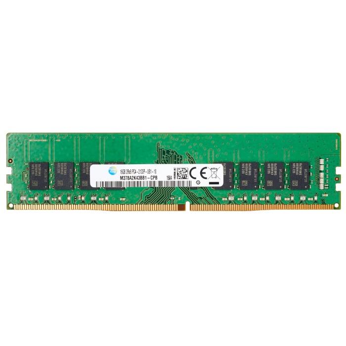 Память оперативная HP DDR4 16GB 2666MHz DIMM (3TK83AA)