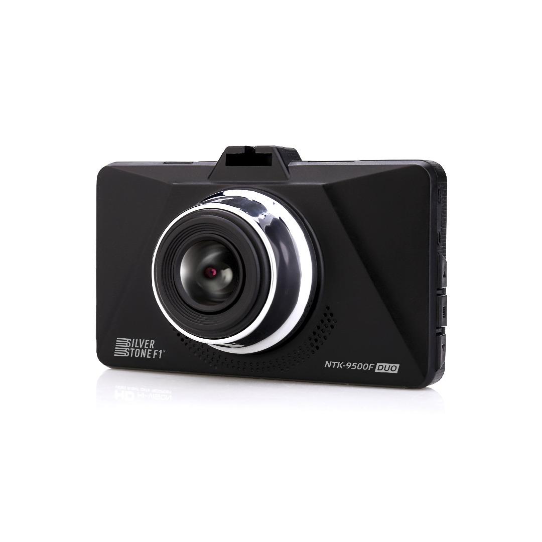 Видеорегистратор с камерой заднего вида SilverStone SilverStone F1 NTK-9500F Duo