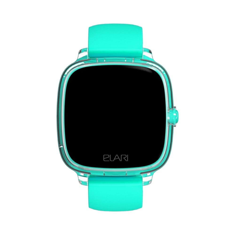 Детские умные часы Elari Kidphone Fresh Зеленые