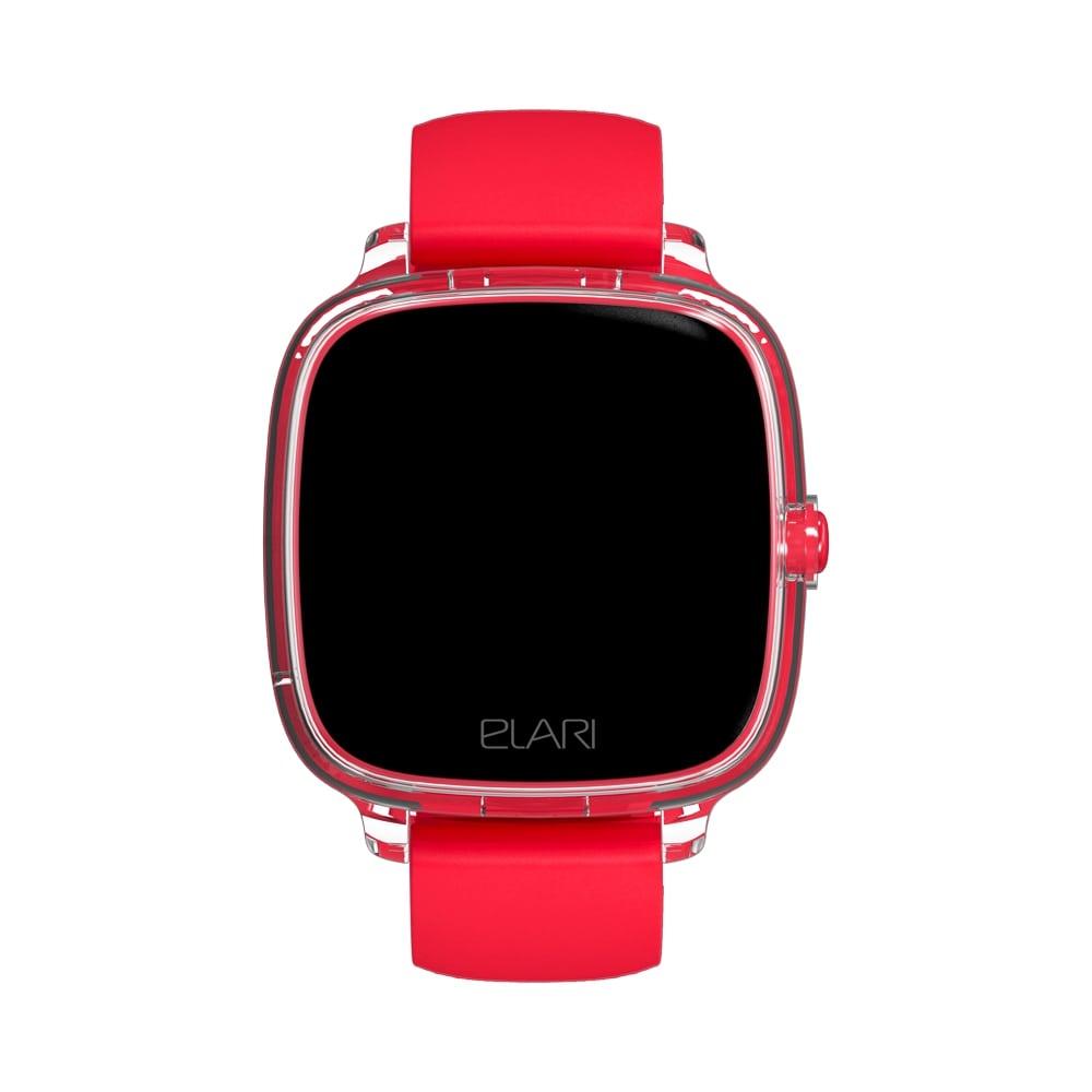 Детские умные часы Elari Kidphone Fresh Красные