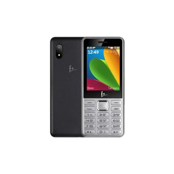 Мобильный телефон F+ S240 Silver