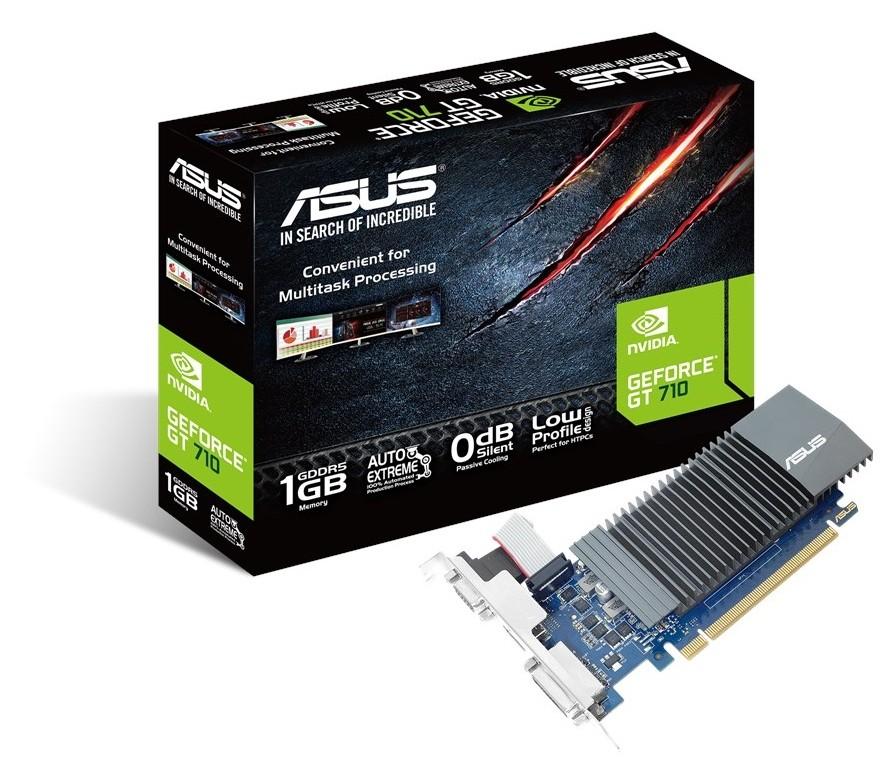 Видеокарта Asus GT 710 1024Mb (GT710-SL-1GD5)