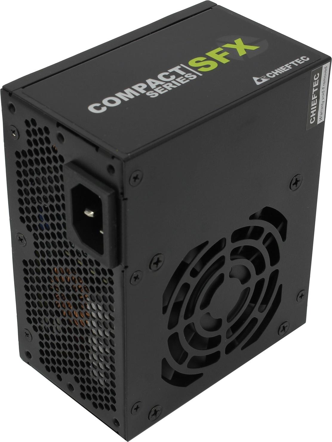 Блок питания Chieftec Compact CSN-650C SFX 80PLUS GOLD 650W Box