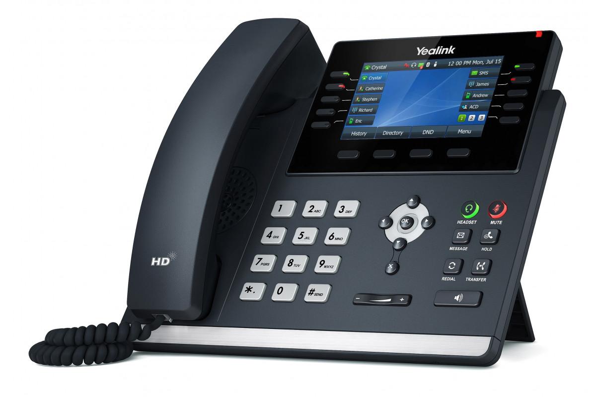 VoIP-телефон Yealink SIP-T46U