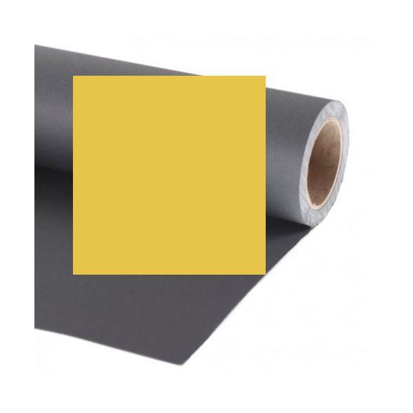 Фон бумажный Raylab 014 Ginger жёлто-оранжевый 2.72x11 м