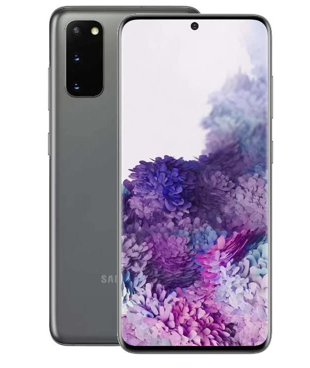 Смартфон Samsung Galaxy S20 G980 Grey