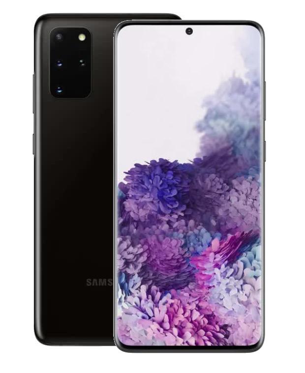 Смартфон Samsung Galaxy S20+ G985 Black