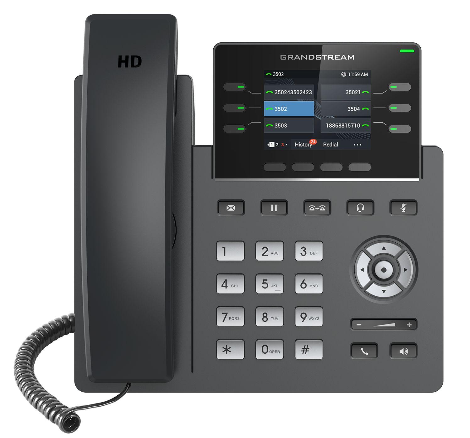 VoIP-телефон Grandstream GRP2613