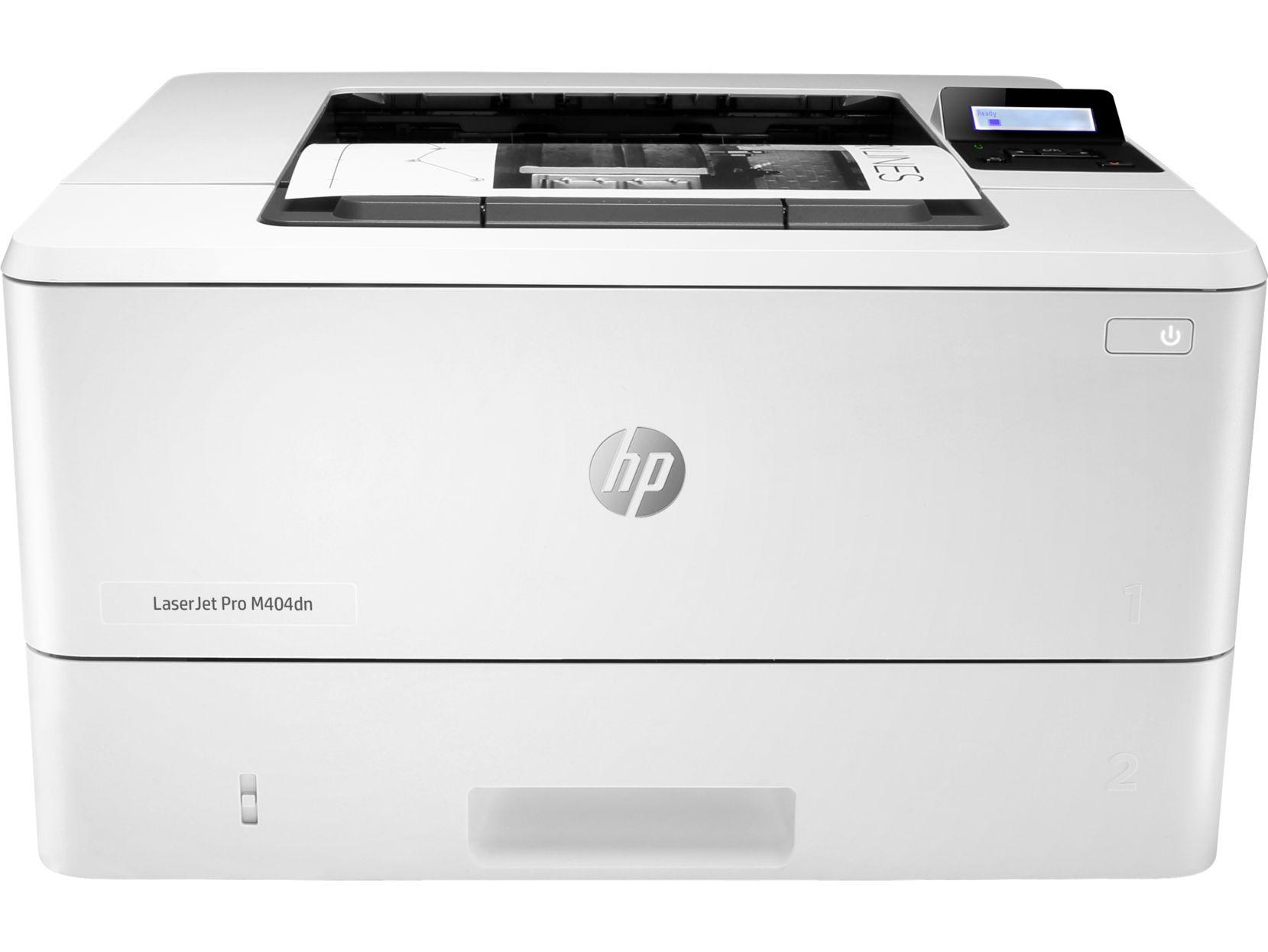 Лазерный принтер HP LaserJet pro M404dn