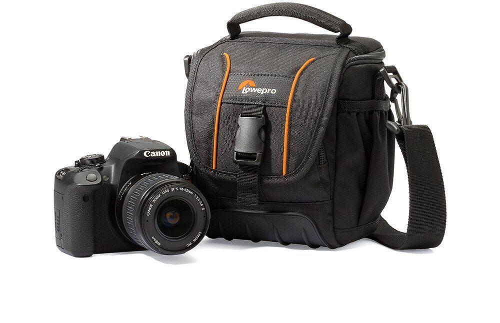 Сумка для фотоаппарата LowePro Adventura SH120 II Black LP36864-0WW