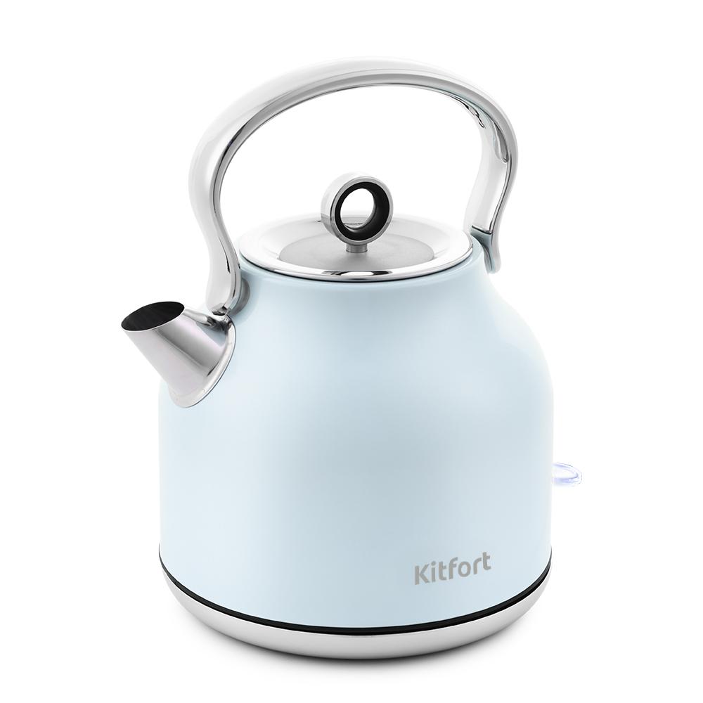 Чайник Kitfort КТ-671-3 голубой