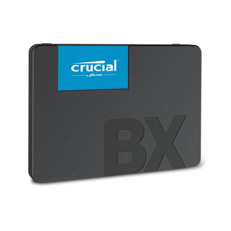 Накопитель SSD Crucial BX500 2Tb (CT2000BX500SSD1)