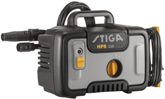 Stiga HPS 110,мойка высокого давления, макс. давление - 110 бар, алюминий, номин. расход - 390 л/ч