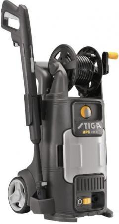 Stiga HPS 235 R,мойка высокого давления, макс. давление - 135 бар, алюминий, номин. расход - 440 л/ч