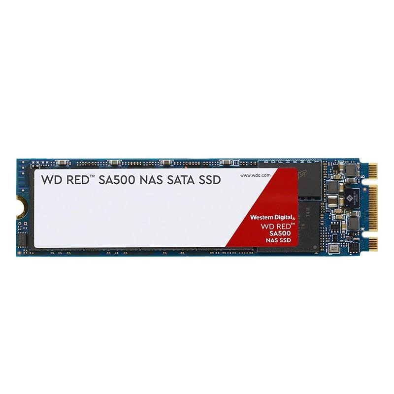 Накопитель SSD WD Red 2Tb (WDS200T1R0B)