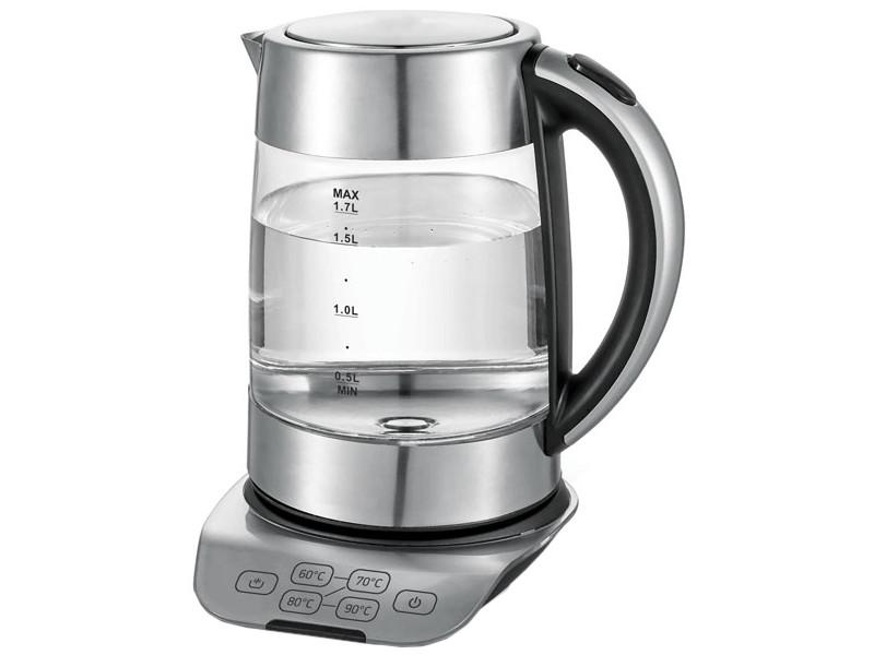 Чайник BBK EK1723G Metallic