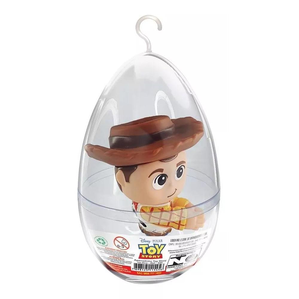 Agarradinho Toy Story Ovo Lider Personagens Sortidos 1 Unidade