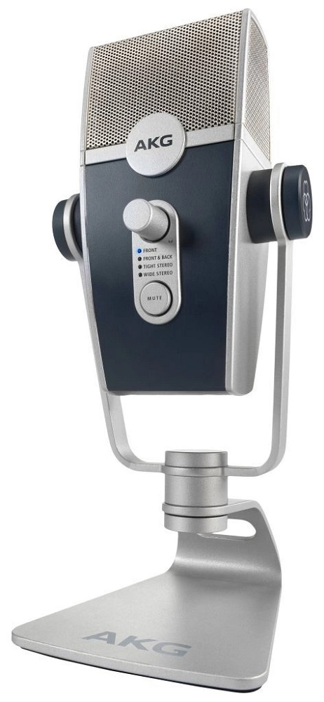 Микрофон AKG C44-USB Black