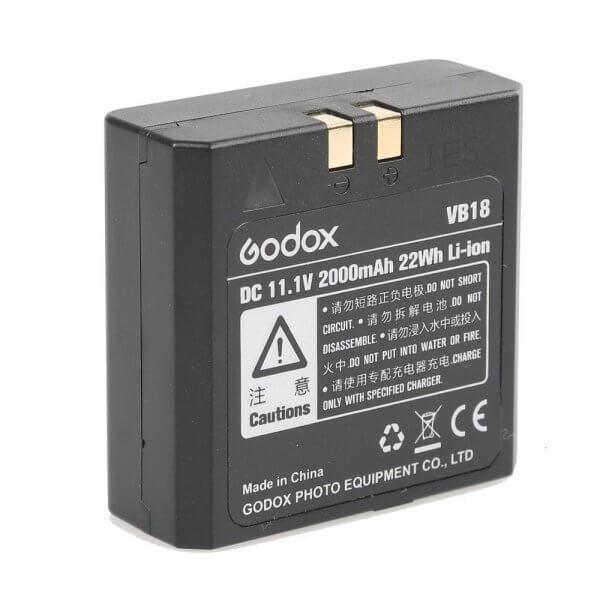 Аккумулятор Godox VB18 для вспышек V860II