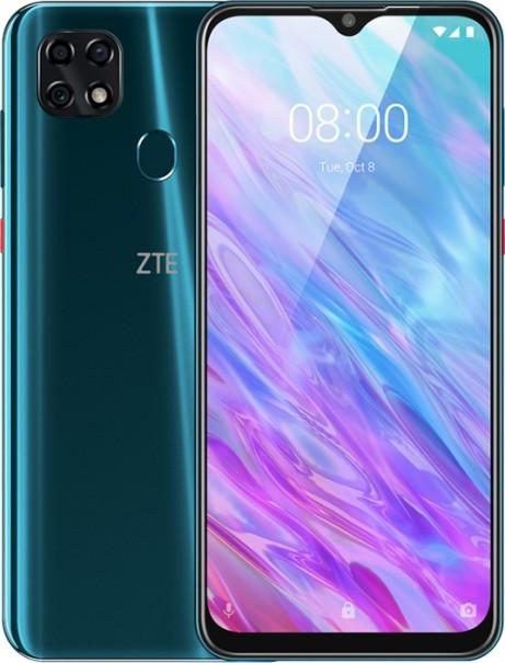 Смартфон ZTE Blade 20 Smart Black/Green