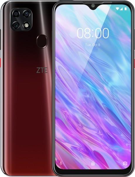 Смартфон ZTE Blade 20 Smart Black/Red