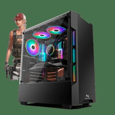 PC Gamer Neologic NLI81924 Ryzen 3 3200G 8GB (RX 550 4GB) 1TB
