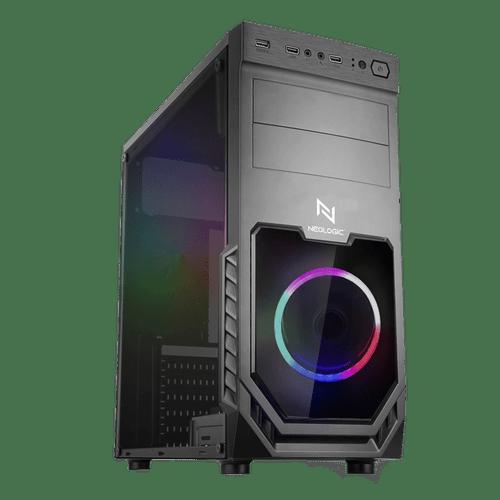 PC Gamer Neologic NLI81933 Intel i3-10100 8GB (RX 550 2GB) 1TB