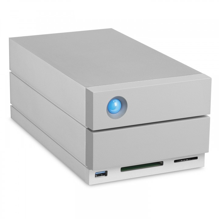 Внешний HDD LaCie 2big Dock Thunderbolt3 28TB (STGB28000400)