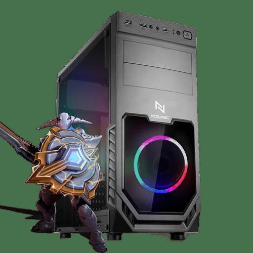 PC Gamer Neologic First Play NLI82025 G-5900 8GB (Intel® 610 Integrado) SSD 240GB