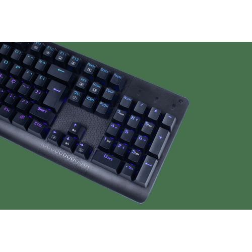 Teclado Mecânico Gamer Redragon SANI K581RGB Preto RGB Switch Blue