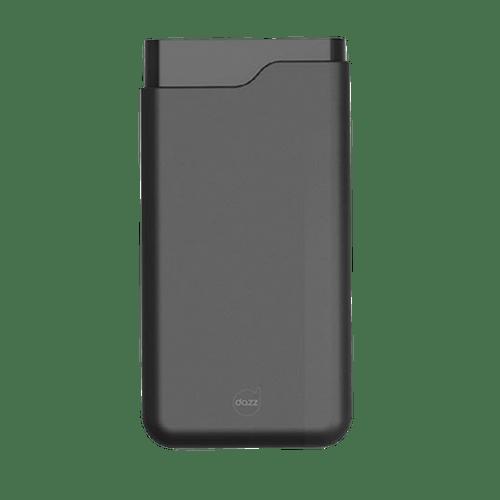 Powerbank USB / Micro USB / USB-C Onix 10 Dazz 6014080 10000MAH LCD Preto
