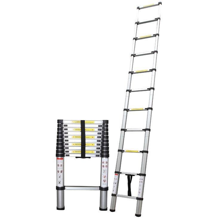Escada de Alumínio Gringer, 11 Degraus - JC032A