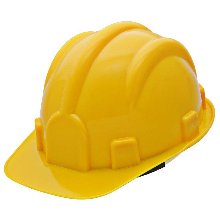 Capacete de Segurança Pro Safety WPS0873, Amarelo