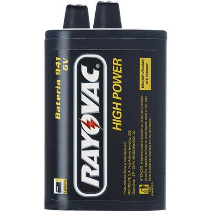 Bateria Rayovac Laser, 28941/35941