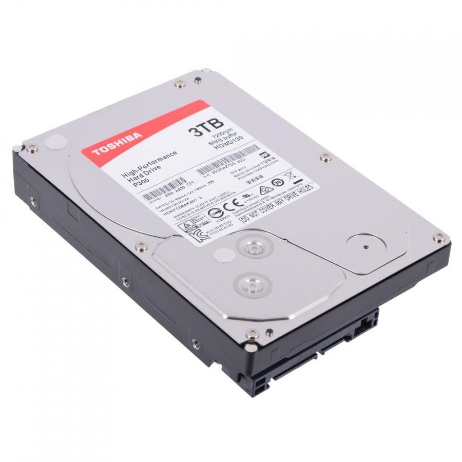 Жесткий диск Toshiba P300 3Tb (HDWD130UZSVA)