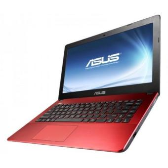 "Asus A456UR - Windows 10 - i5 7200U - 4GB - HDD 1TB - Nvidia GeForce GT930MX 2GB - 14"" - RED"
