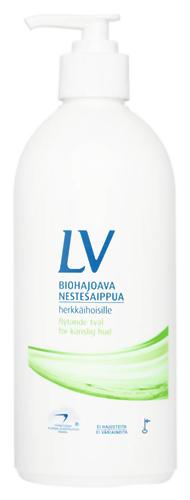 Жидкое мыло LV Жидкое мыло (Объем 300 мл)