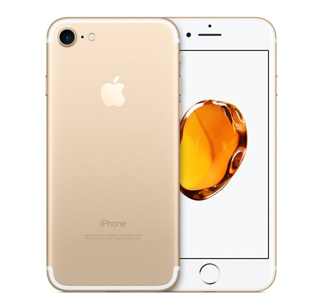 Смартфон Apple iPhone 7 128Gb Gold (MN942RU/A)