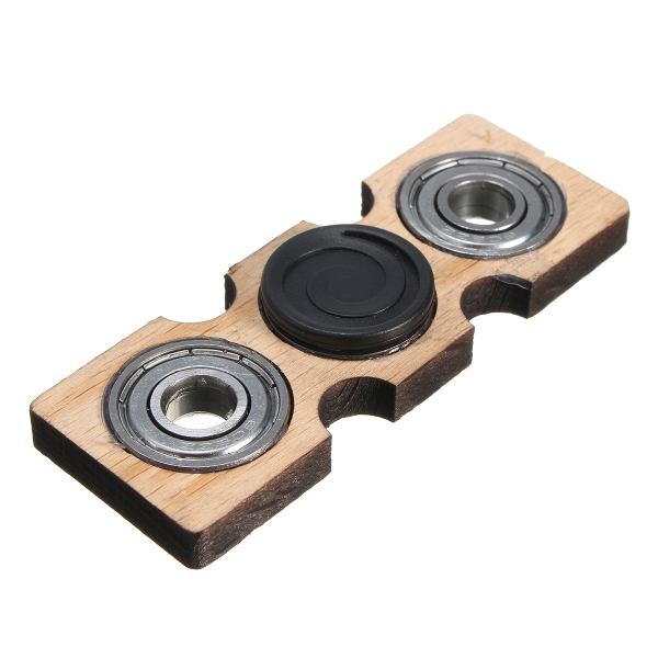 EDC Wooden 3D Fidget Spinner Hand Spinner Gadget Spinner Finger Reduce Stress Gadget
